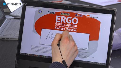 Videovorschau ERGO Versicherungen Generalagentur Andreas Haschke