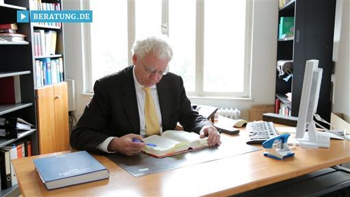 Videovorschau Christian Westhagen Rechtsanwalt