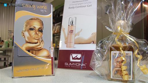 Filmreportage zu Beauty World by SL Sigrid Lippert Kosmetik - Fingernägel - Permanent Make-up