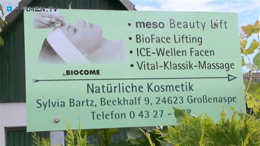 Filmreportage zu Natürliche Kosmetik Sylvia Bartz