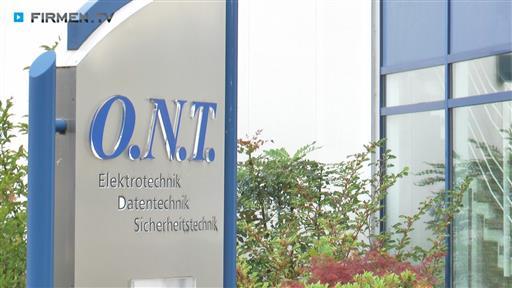 Videovorschau O.N.T. Elektrotechnik GmbH & Co. KG