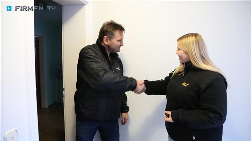 Filmreportage zu Haus für Sicherheit München  Schlüsseldienst HAZLER