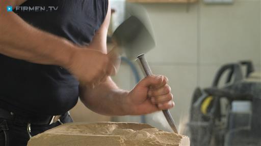 Videovorschau Andreas Scherer Steinmetz- u. Bildhauermeister