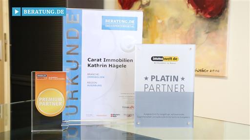 Videovorschau CARAT Immobilien  Kathrin Hägele