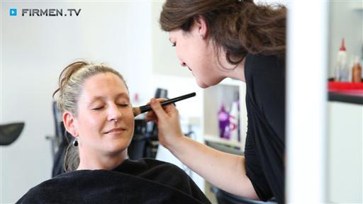 Filmreportage zu Haarstudio Sandra