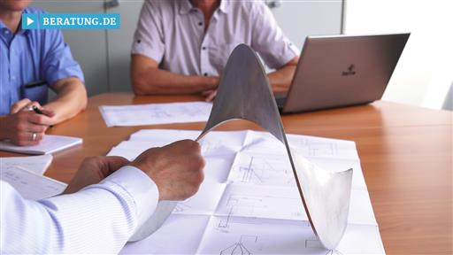 "Videovorschau L.U.T.A. Konstruktionsbüro GmbH ""Listen - Understand - Think - Act"""