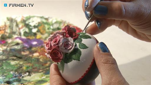 Filmreportage zu Jana´s Porzellanatelier  Jana Wendt
