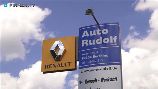 Filmreportage zu Auto Rudolf GmbH