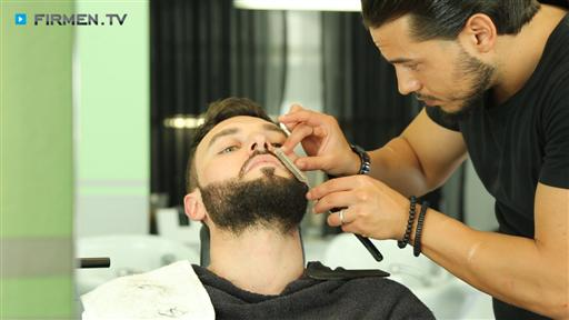 Filmreportage zu Men's Hairstyle by Zafer