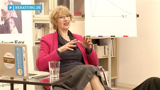 Filmreportage zu Dr. phil. Gudrun Fey M.A. Fey-Rhetorik-Coaching