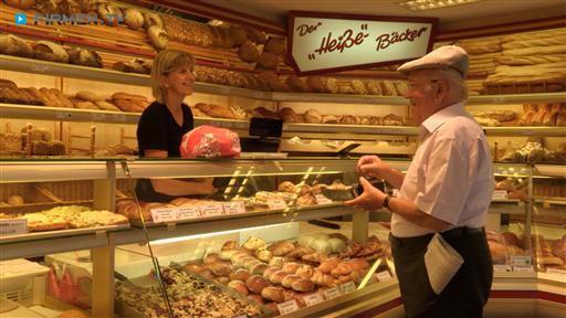 Filmreportage zu Stefan Heiss  Bäckerei - Konditorei