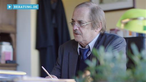 Videovorschau Rechtsanwalt Michael PETER