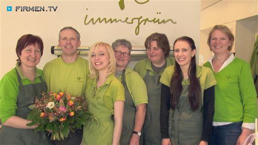 Videovorschau Blumen & Floristik  Immergrün Ladenwerkstatt