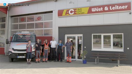 Filmreportage zu Fa. Wüst GmbH & Co.KG