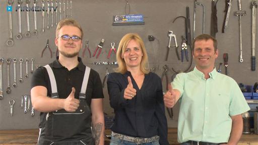 Filmreportage zu KFZ-Werkstatt Hendrich