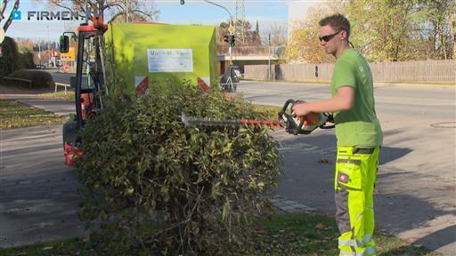 Videovorschau Garten- und Landschaftspflege - Kommunaldienstleistungen Ulrich M. Thaler