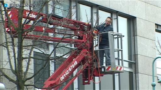 Filmreportage zu Hufer Stephan Glas- und Gebäudeservice