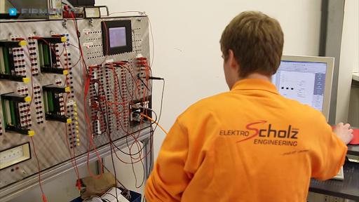 Videovorschau Scholz Elektro-engineering