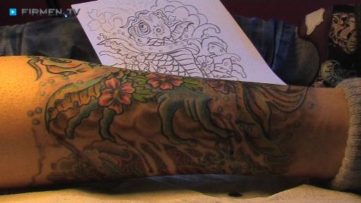 Videovorschau Mammut Tattoo