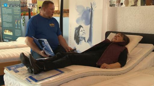 Filmreportage zu Der Bettenhimmel WeeBee Wohn- & Schlafkomfort