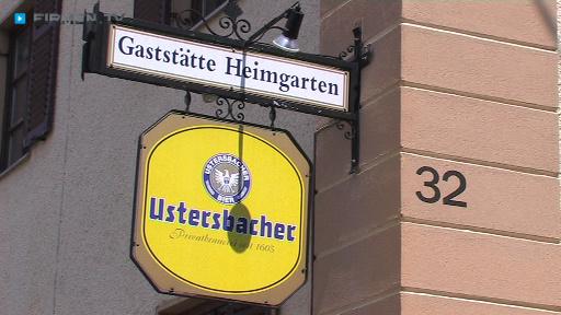 Filmreportage zu Gaststätte Heimgarten