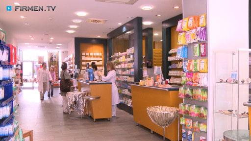 Filmreportage zu Treffpunkt Kosmetik Neue Apotheke am Europaplatz