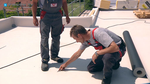Videovorschau Dach Weißhaar