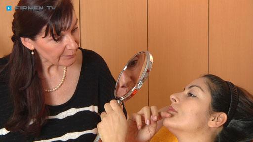 Filmreportage zu Kosmetikgalerie Claudia Würth