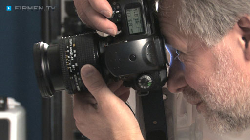 Filmreportage zu Foto - Modellbau Klem