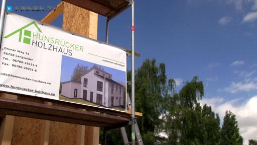 Filmreportage zu Das Hunsrücker Holzhaus GmbH