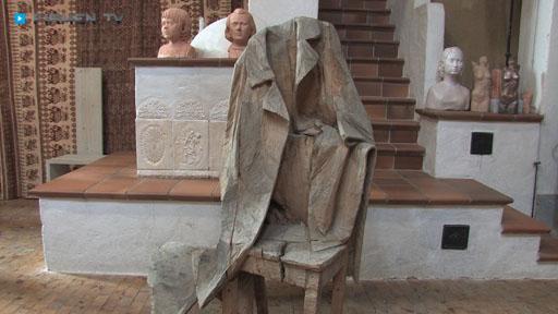 Videovorschau Franz Hämmerle Bildhauer Dipl. Theol.