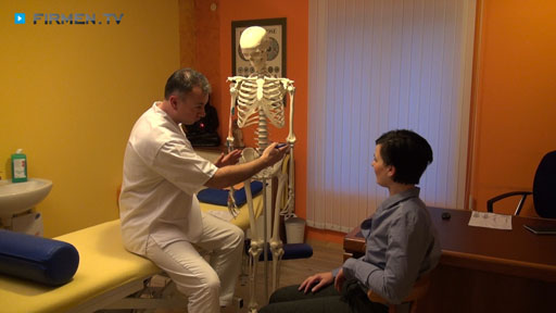 Videovorschau Namaste! Praxis für Osteopathie