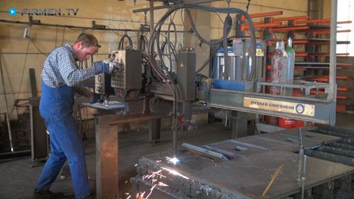 Filmreportage zu Stahlbau Schmidt GmbH