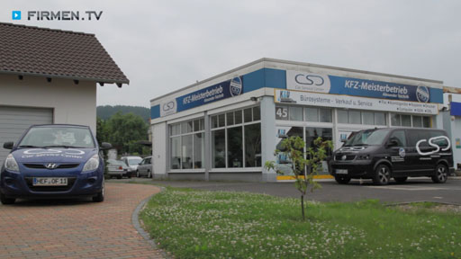 Filmreportage zu CSC