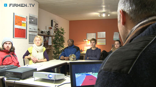 Filmreportage zu Fredl's Fahrschule Alfred Riegg