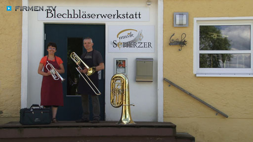 Videovorschau KARL SCHERZER Blechbläserwerkstatt Instrumentenbau