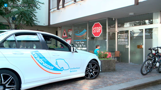 Filmreportage zu Fahrschule roadrunner GmbH