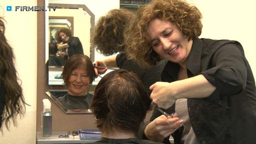 Filmreportage zu Friseursalon Elena Gandara