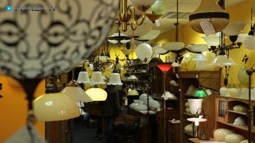 Filmreportage zu Nürnberger Lampenmanufaktur Werner Bornemann