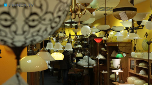 Videovorschau Nürnberger Lampenmanufaktur Werner Bornemann