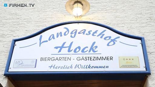 Filmreportage zu Landgasthof Hock