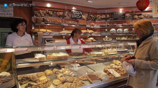 Filmreportage zu Bäckerei - Konditorei Lanzet