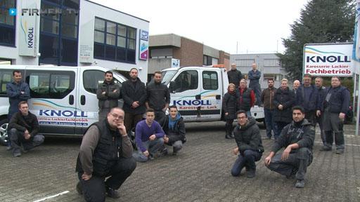 Filmreportage zu Knoll GmbH