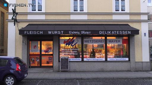 Filmreportage zu Metzgerei Ludwig Mayer