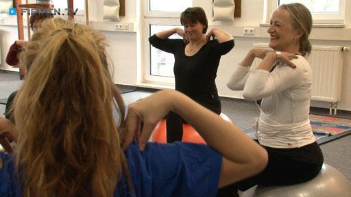 Videovorschau Physiotherapie Andrei Steinhäuser