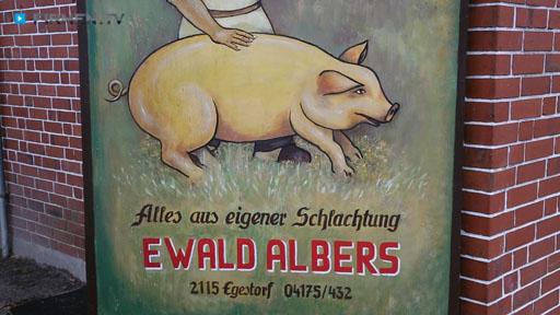 Filmreportage zu Landschlachterei Ewald Albers