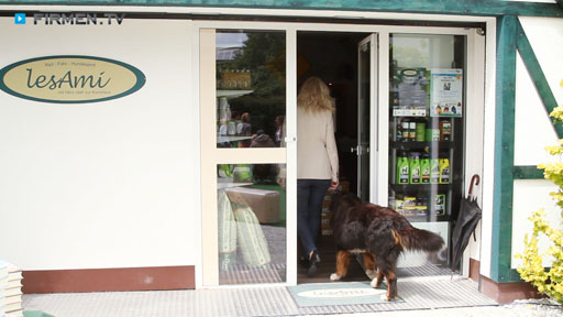 Videovorschau lesAmi  Reit-Fahr-Hundesport
