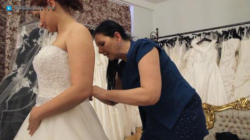 Videovorschau Brautmoden mit Herz Elke Derks