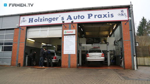 Videovorschau Holzingers Auto Praxis