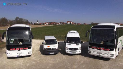 Videovorschau FRIDOLIN busreisen